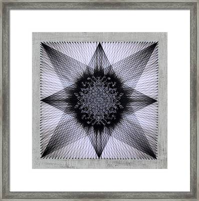 Nailed It Series No 5 2nd Edition Framed Print