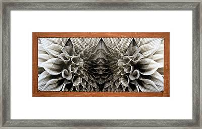 Nailed It Series Number 15 Framed Print by Sumit Mehndiratta