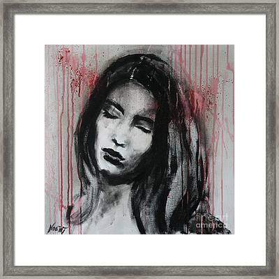 Naive Dreamer Framed Print by Jindra Noewi