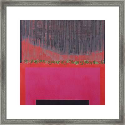 Namenlosen Framed Print by Charlie Millar