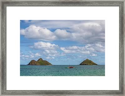 Namokulua Framed Print