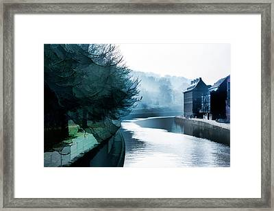 Namur 1 Framed Print by Terry Davis