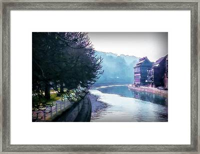 Namur 2 Framed Print by Terry Davis