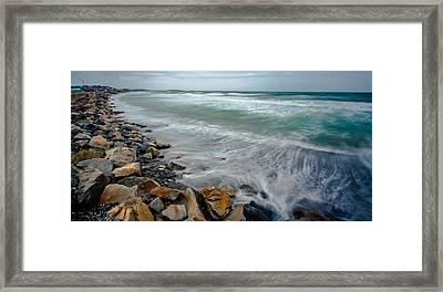 Nantasket Beach Framed Print by Brian MacLean