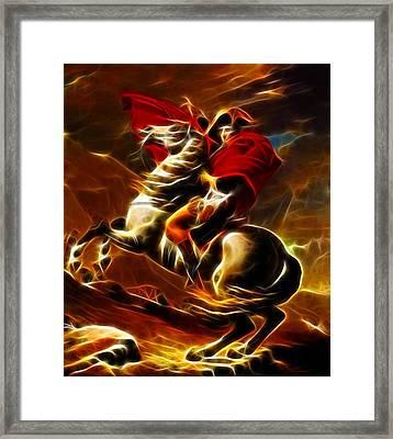 Napoleon Bonaparte Framed Print