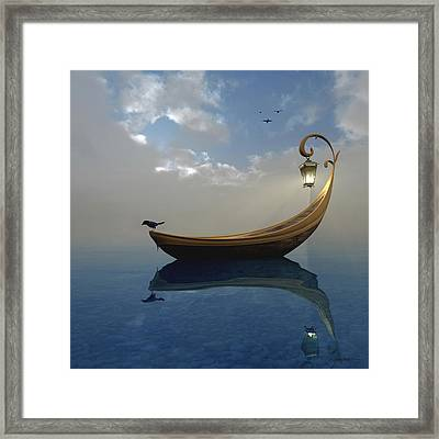 Narcissism Framed Print