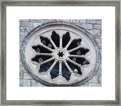 Narni  Italy Framed Print by Gilbert Pennison