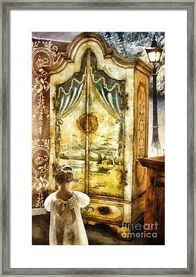 Narnia Framed Print