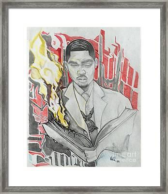 NAS Framed Print