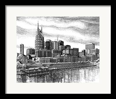 Pen And Ink Drawings For Sale Framed Prints