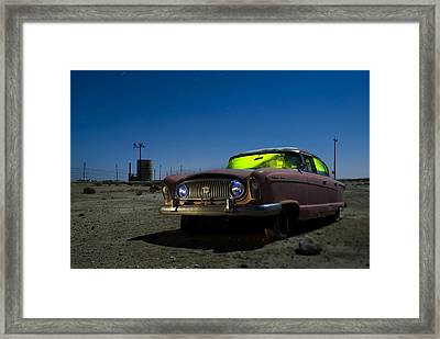 Nashville Framed Print by Wayne Stadler