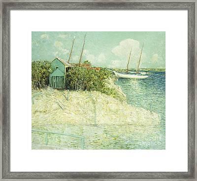 Nassau, Bahamas Framed Print