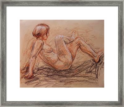 Natalie II Framed Print by Jammie Williams