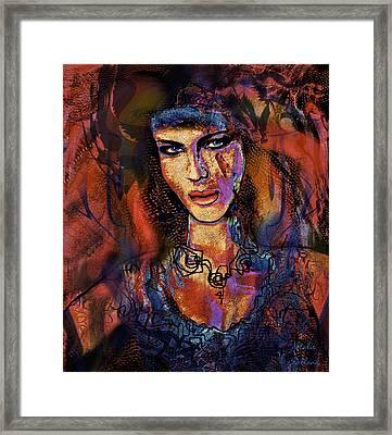 Natalyana Framed Print