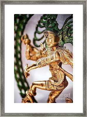 Nataraja Framed Print