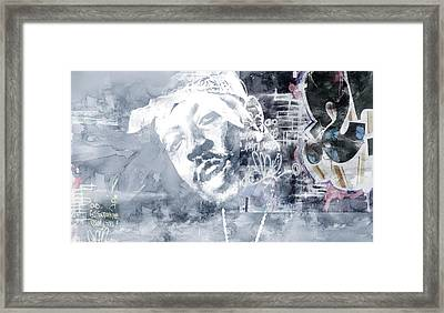 Nate Graffitti 3 Framed Print