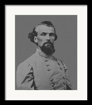 Confederate Digital Art Framed Prints