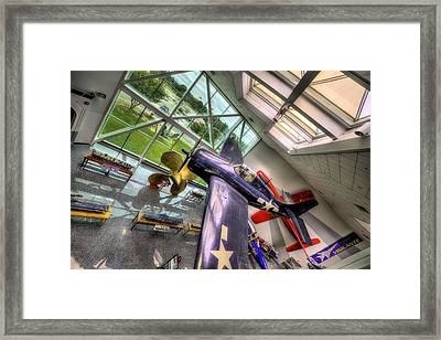 National Aviation Museum Framed Print