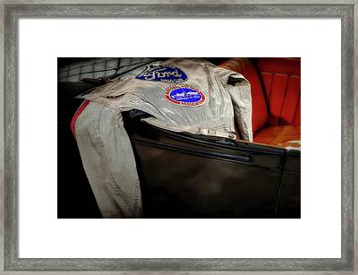 National Hot Rod Framed Print by Jerry Golab
