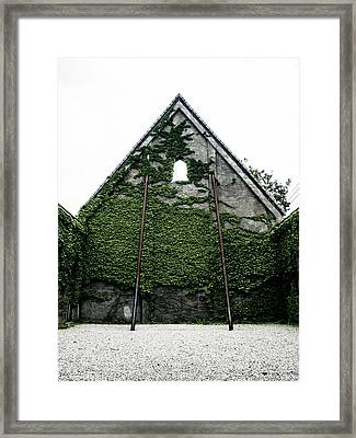 National Memorial Church Of God In Christ St. Louis Framed Print by Dylan Murphy