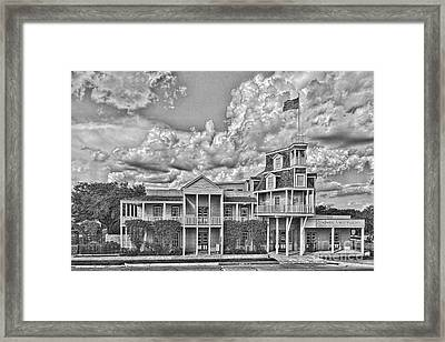 National Museum Of The Pacific War Framed Print
