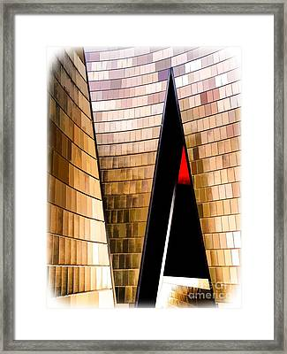 National Music Centre Canada No. 1 - Dynamic Framed Print by Bob Lentz