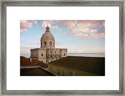 National Pantheon Framed Print by Carlos Caetano