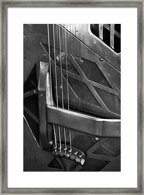 National Steel Number 24 Framed Print