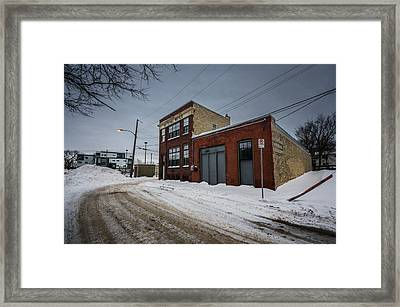 National Wiper Framed Print by Bryan Scott