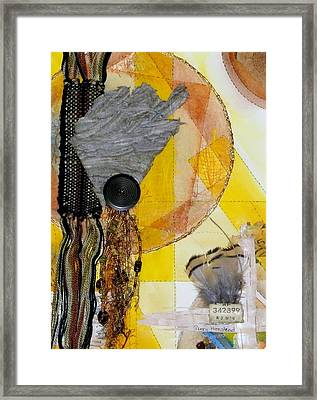 Native America Framed Print by Terry Honstead