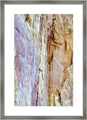 Natural 9 14f Framed Print