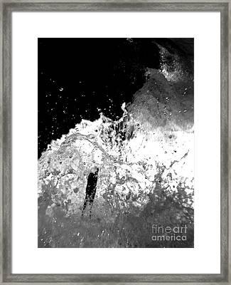 Natural Power Framed Print by Amanda Barcon