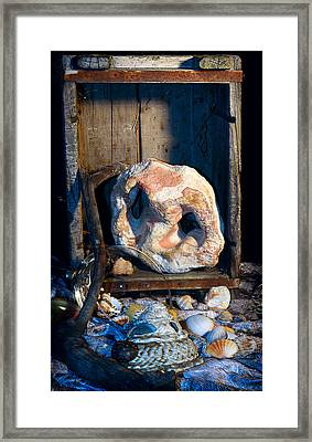 Natural Wonders Framed Print by Camille Lopez
