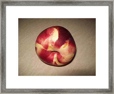 Naturally Fruit Framed Print