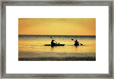 Nature 3 Framed Print by John Vincent