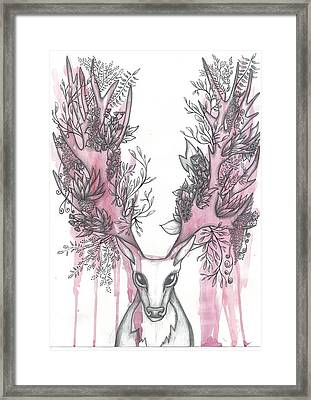Nature Framed Print by Anna Troian