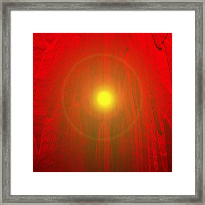Nature-healing No. 03 Framed Print