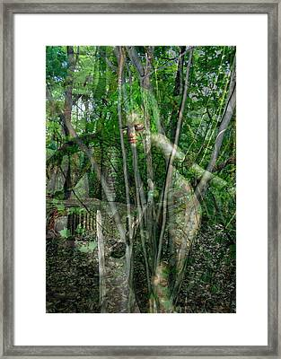 Nature I Framed Print by Leigh Odom