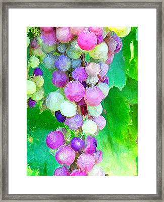 Framed Print featuring the photograph Nature Made  by Heidi Smith