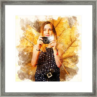Nature Photography Workshop Framed Print by Jorgo Photography - Wall Art Gallery