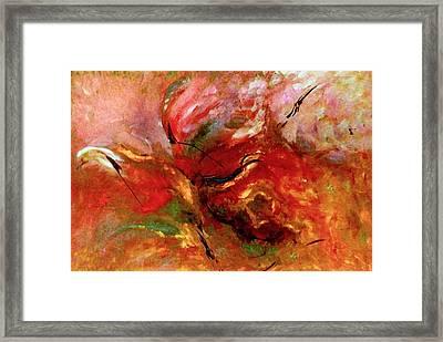 Nature Spirits Framed Print by Lisa Kaiser