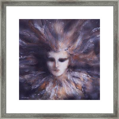 Nature Sprite Framed Print