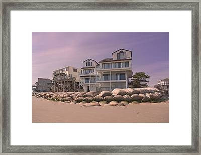 Nature Will Win Framed Print by Betsy Knapp