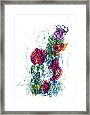 Natures Beauty Framed Print by Judith Herbert