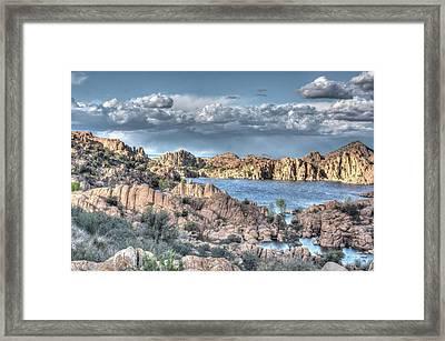 Natures Blessings Framed Print
