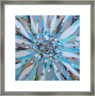 Natures Burst Of Harmony Framed Print