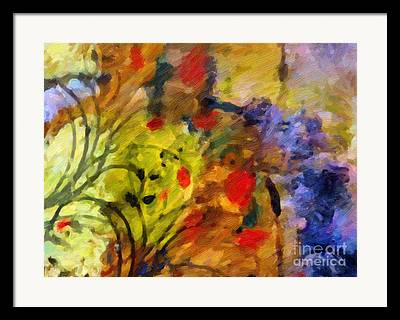 Colorplay Framed Prints