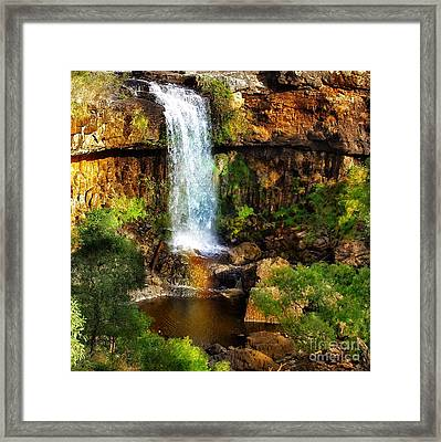 Natures Gift Framed Print by Blair Stuart