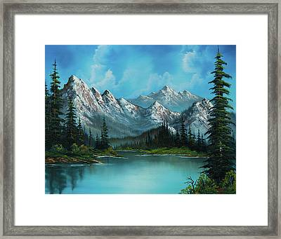 Nature's Grandeur Framed Print