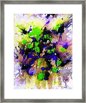 Natures Influence Spring Framed Print by Roberto Prusso